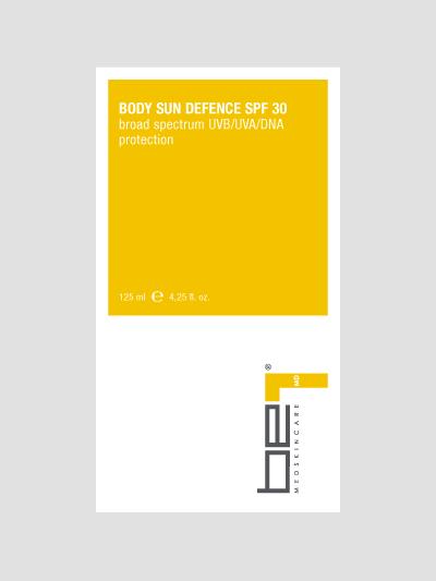 be1 Prodotti Body Sun Defence