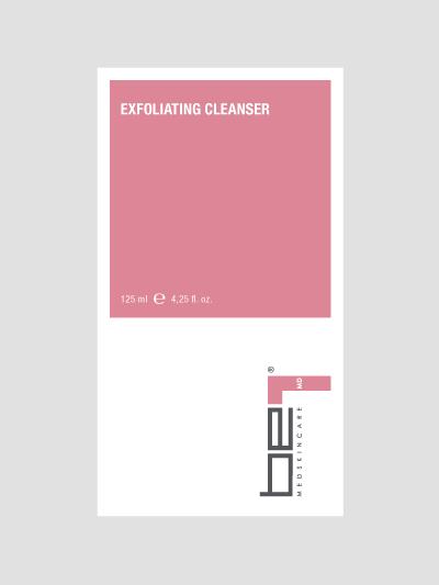 be1 Prodotti Exfoliating Cleanser