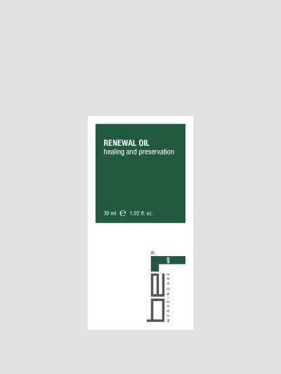 be1 Prodotti Renewal Oil